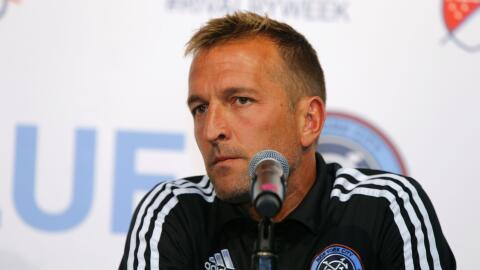 Jason Kreis habló del proyecto en New York City FC