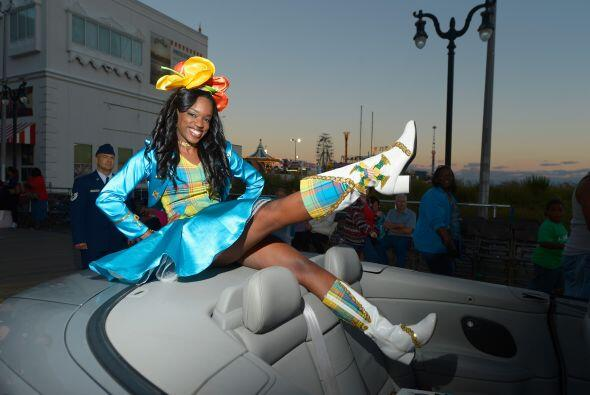 Miss Virgin Islands Ashley Massiah