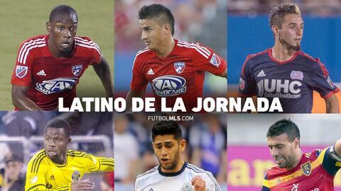 Nominados al Latino de la Jornada 20