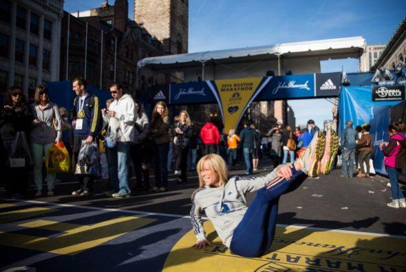 El maratón de Boston es considerado un maratón hist&oacute...