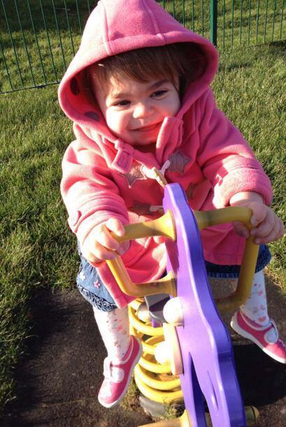 Seren Rose fue diagnosticada con mucopolisacaridosis, una enfermedad que...