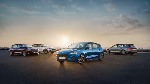 La nueva línea de modelos Ford Focus 2020, le sube el volumen a l...