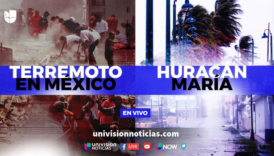 EN VIVO: Terremoto en México. Informe Especial | Terremotos terremoto-hu...