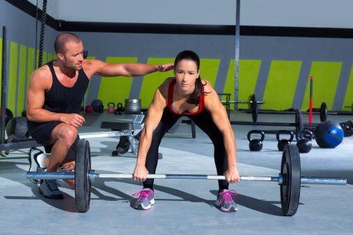 Si los 'fitness' ya no te funcionan, el 'crossfit' definitivamente te ha...