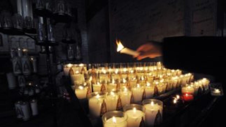 Los asaltantes despojaron a los asistentes a misa de varios objetos como...