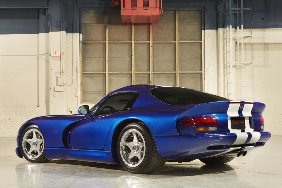 Fin de una era: Dodge construyó el último Viper HS994_010DG.jpg