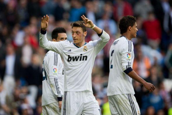 Así se concretaba la victoria del Real Madrid.