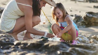 Checa estas actividades que podrías hacer a la orilla del mar.