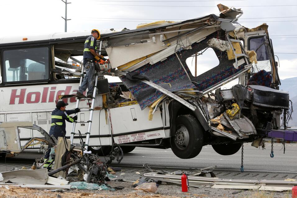 Se desconoce que provocó el accidente