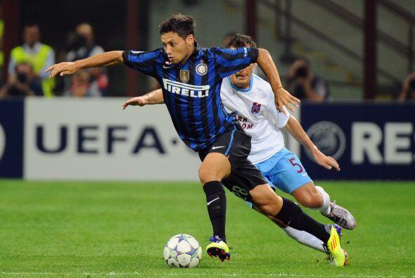 La sorpresa de la jornada la sufrió el Inter.