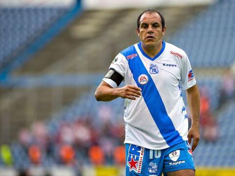 El histórico 10 del fútbol mexicano busca derrotar por pri...