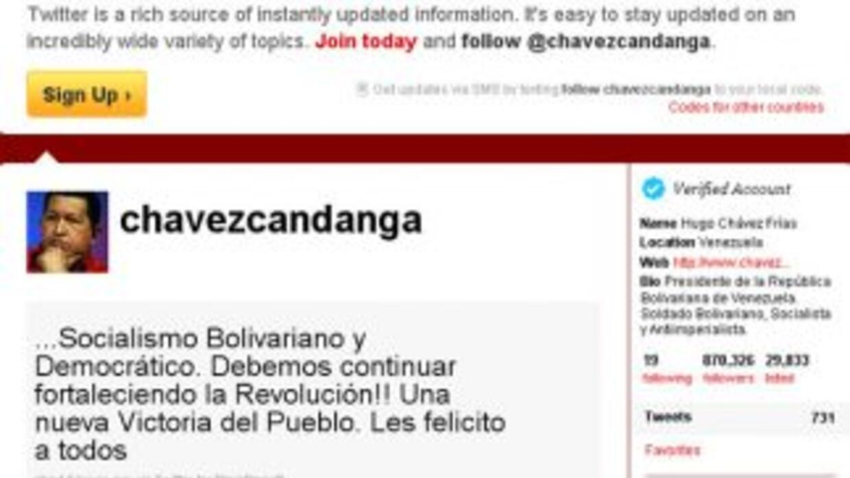 Varios presidentes latinoamericanos se están uniendo a la red social Twi...