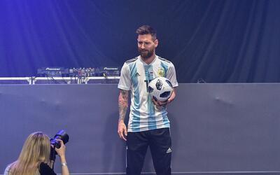 Messi estaría considerando tomarse un descanso de la selección Argentina...
