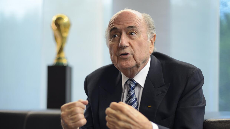 EEUU evita pronunciarse sobre Blatter