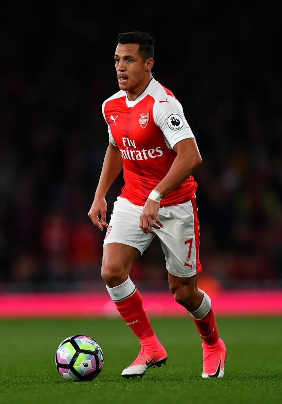 8. Alexis Sánchez (Arsenal) - Es la mayor figura de los 'gunners&#39...