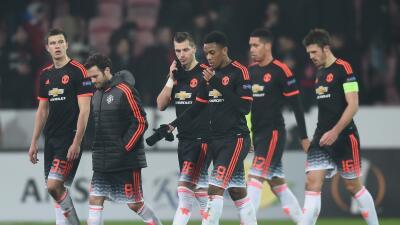 El Midtjylland sorprende al Man-United