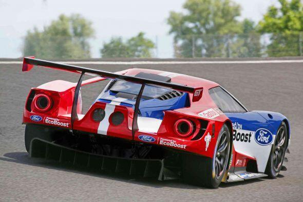 Ford anunció que volverá a una de las más prestigiosas carreras de autom...