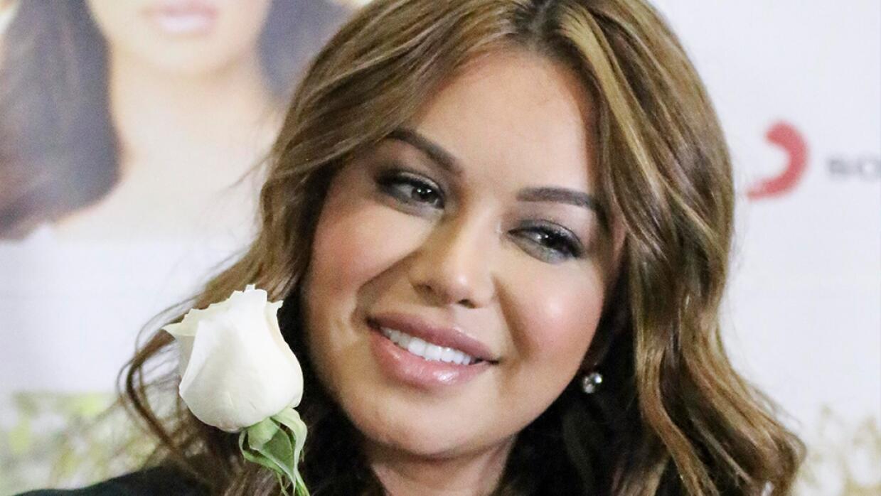 Este año circuló el rumor de que Chiquis Rivera estaba embarazada del ca...