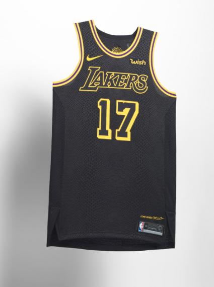 Las playeras espectaculares edición 'Ciudad de la NBA' para la temporada...
