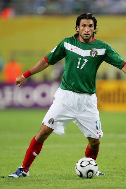 En julio de 2006 y después de disputar el Mundial de Alemania, Francisco...