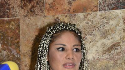 Mariana Juárez se siente muy bien para Taborda.