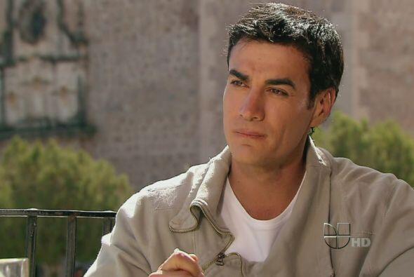 """David tuvo gran éxito con su primer protagónico en """"Televisa""""."""