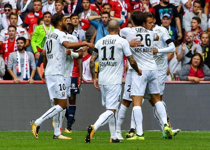 18. L.O.S.C. Lille (Francia): el equipo de Marcelo Bielsa tuvo un gasto...