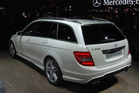 El C-Class es el modelo mejor vendido de la marca, por eso Mercedes-Benz...
