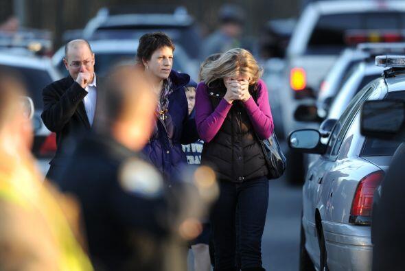 Testigos describieron un intenso tiroteo, con unos 100 disparos, y dijer...