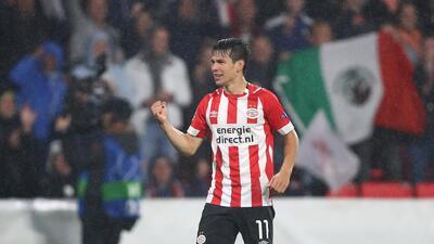 Hirving Lozano supera en goles a los mejores futbolistas del mundo