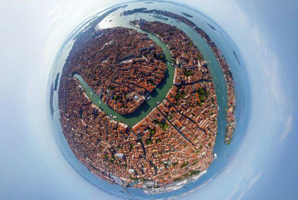Este es el resultado de este creativo proyecto ¿Qué ciudades puedes reco...