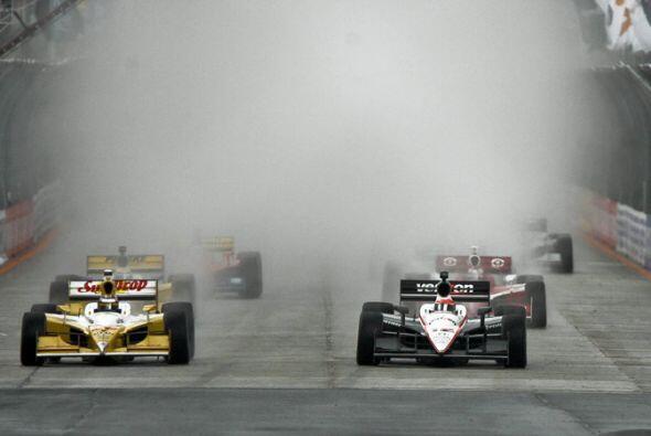 La lluvia aplazó la IndyCar en Sao Paulo