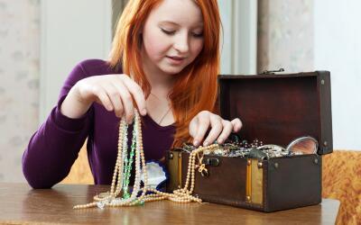 guardar joyas
