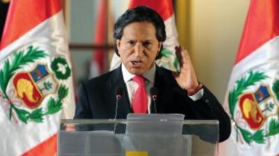 Criticaron los gastos de campaña del partido del ex presidente Alejandro...