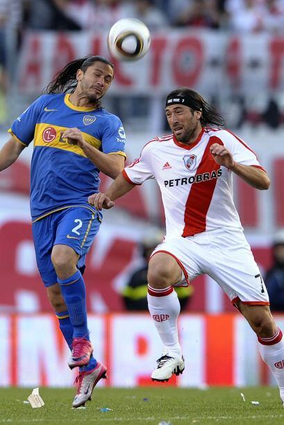 Claudio Borghi campeón con Argentinos Juniors se fue a dirigir a Boca y...
