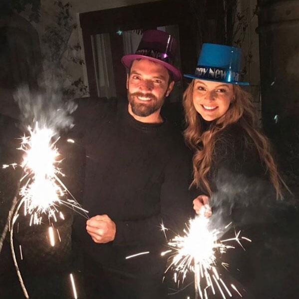 Marjorie de Sousa y Julián Gil anunciaron su ruptura a finales de...