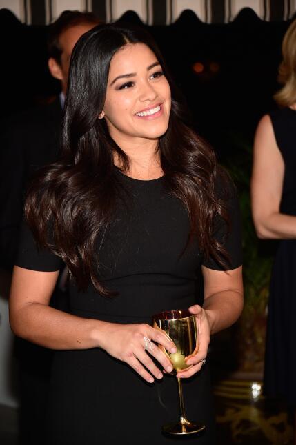 Gina Rodriguez en 2015