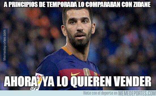 Burlas por la caída del Barcelona en Anoeta y la goleada del Madr...