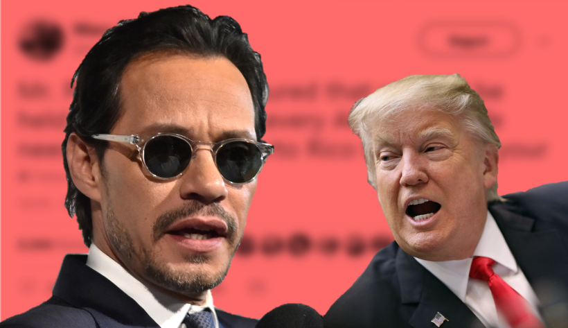 Marc Anthony Donald Trump