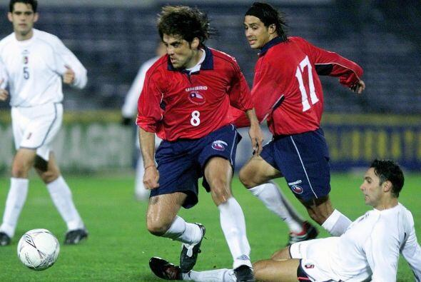 En ese mismo 2001 México sería invitado de la Copa América de ese año y...