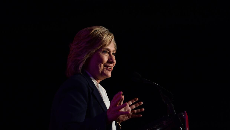 Hillary Clinton amplía su ventaja nacional sobre Sanders GettyImages-Hil...