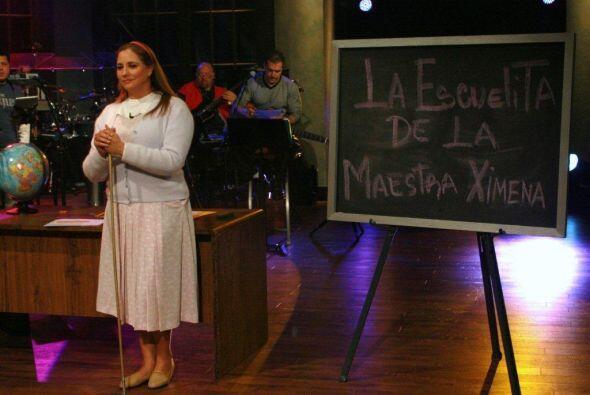 Para aprovechar la visita de Gaby Rivero, se iniciaron las clases en la...