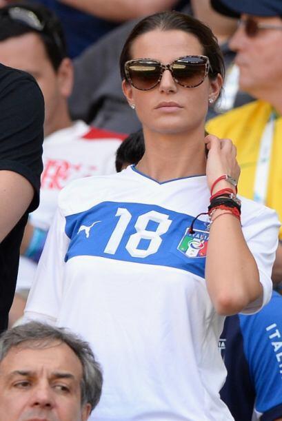 Riccardo Montolivo, jugador del Milan, es sin duda un hombre con mucha s...