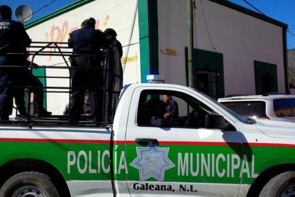 También se desplegó un importante operativo policial. (Imagen de Marco C...