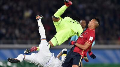 Kashima Antlers tuvo al Real Madrid contra las cuerdas