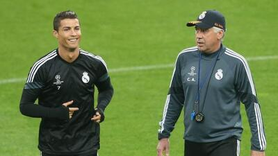 El estratega del Madrid aclaró que sus pupilos no necesitan recuperarse...