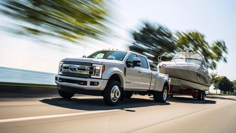 Ford Serie-F Super Duty 2018