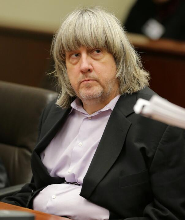David Allen Turpin de 57 años de edad podría pasar el rest...