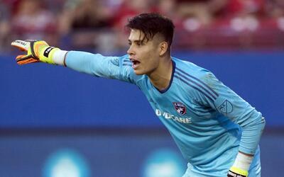Jesse González, elegible desde ahora por la selección de E...