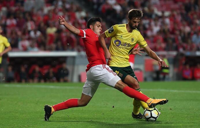 (Liga NOS) - Benfica [2]-0 Paços Ferreira: Raúl Jiménez no fue titular e...
